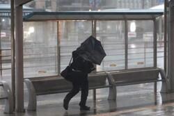 باران ۸۵۰ هزار ژاپنی را آواره کرد