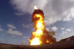 VIDEO: Russia tests new anti-ballistic missile