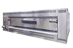 ابتکاری نوین در تولید تجهیزات آشپزخانه صنعتی با ساخت فر پیتزا طرح GGF