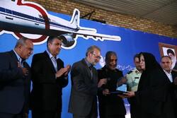 ایرانی مسافر طیارے کے شہداء کی سالگرہ کے موقع پر تقریب منعقد
