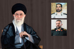Ayatollah Khamenei names new military commanders
