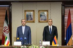 İran-Ermenistan Ortak Ekonomik İşbirliği Komisyonu Toplantısı sona erdi