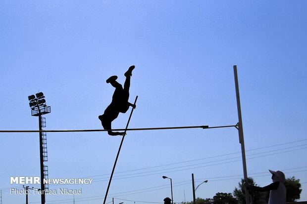 المنافسات الوطنية لالعاب القوى للفتايات في ايران