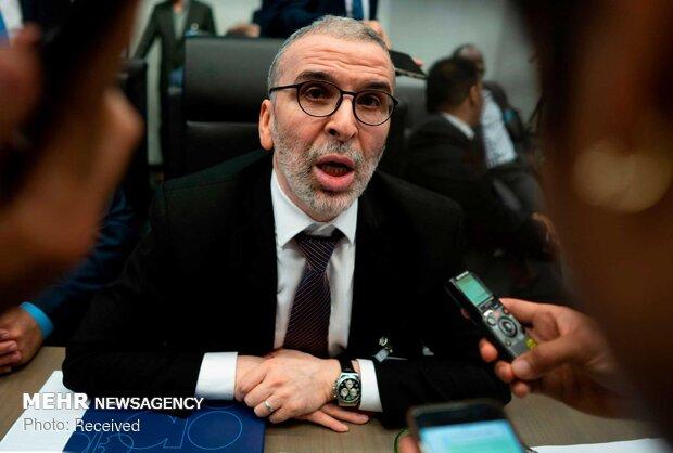 176. OPEC Olağan Toplantısı'ndan fotoğraflar