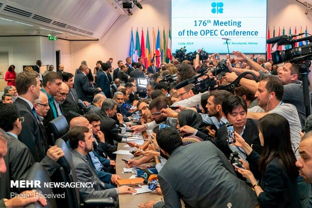176th OPEC meeting in Vienna
