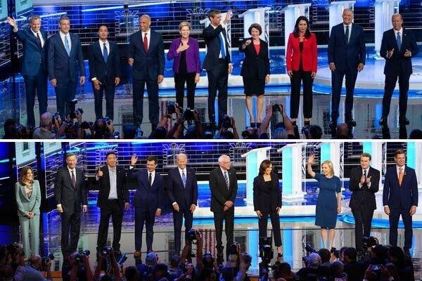 قوانین سختگیرانه برای دموکراتها درمناظره آتی ریاست جمهوری آمریکا