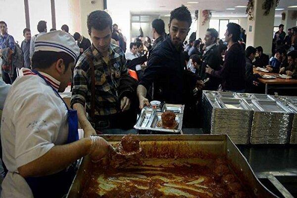 قیمت غذای دانشجویی در سال تحصیلی جدید اعلام شد
