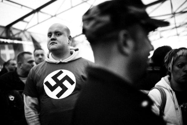 German author's fascist perception of identity