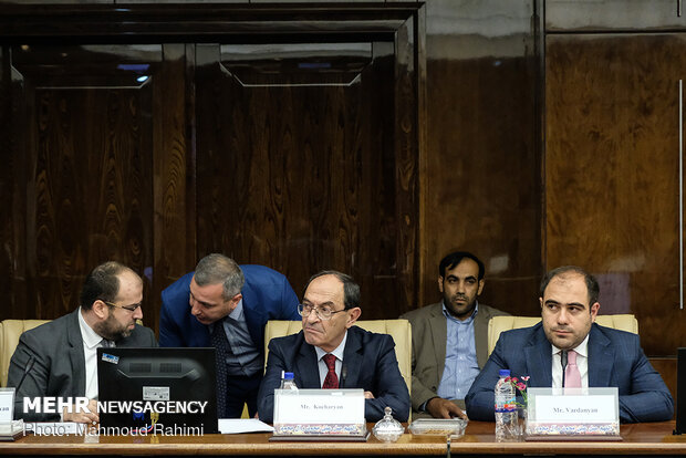 16th meeting of Iran-Armenia joint commission