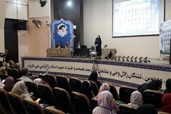اولین جشنواره عصر مجریان و گویندگان مدارس در گرگان برگزار شد