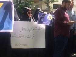 لیست موارد نقض قوانین حقوق بشر درباره بازداشت شیخ زکزاکی قرائت شد