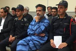 دادگاه قاتل امام جمعه کازرون برگزار شد