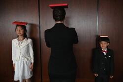 صفوف تعليم القواعد السلوكية في الصين / صور