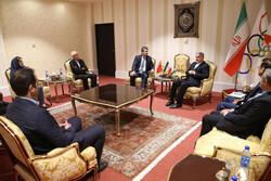 دیدار رئیس کمیته ملی المپیک با سفیر ترکیه در ایران
