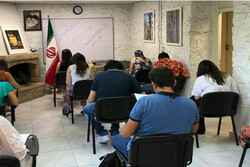 پایان سال تحصیلی ۹۷-۹۸ فراگیران زبان و ادبیات فارسی در یونان