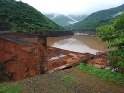 مہاراشٹرا میں موسلا دھار بارشوں کے باعث ڈیم ٹوٹنے سے 6 افراد ہلاک