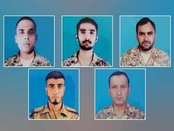 ایل او سی پر دھماکہ خیز مواد پھٹنے سے 5 پاکستانی فوجی ہلاک