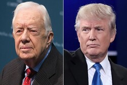 The conflict between Trump and Carter
