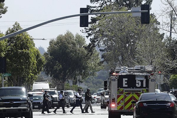 کیلیفورنیا میں فائرنگ سے 3 افراد ہلاک ، 9 زخمی