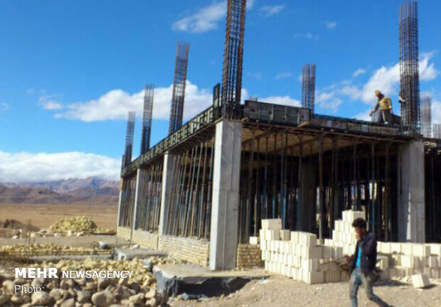 ۴۸۵ مدرسه توسط خیرین در کردستان ساخته شده است