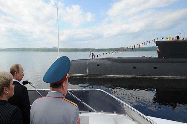 آتش سوزی در پیشرفتهترین زیر دریایی اتمی روسیه