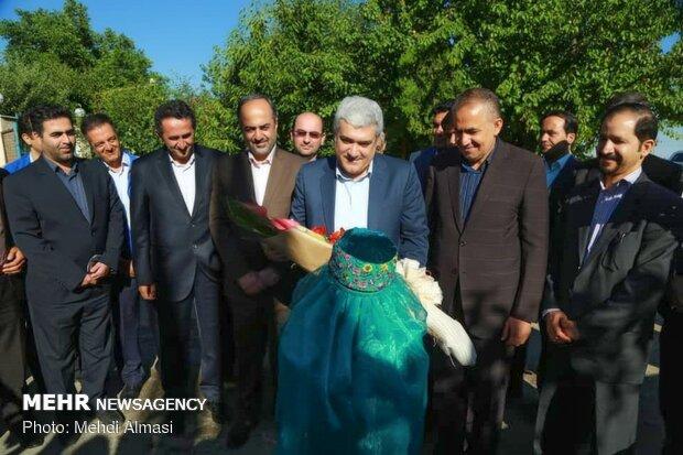 سفر سورنا ستاری معاون علمی و فناوری رئیس جمهور به زنجان