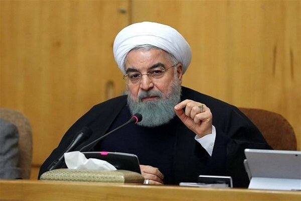 Third step of cuts to commitments to speed up Iran nuclear activities: Rouhani