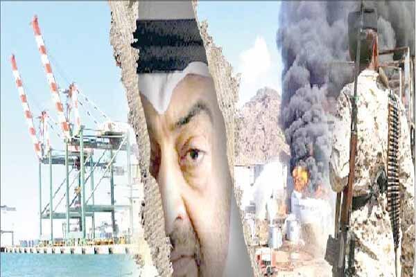 توطئه های امارات علیه منطقه و جهان عرب پایانی ندارد