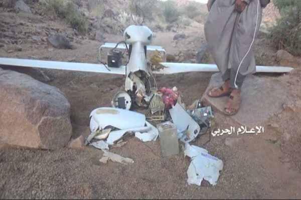یمنی فورسز نے گذشتہ 2 ہفتوں میں سعودیہ کا ساتواں ڈرونز تباہ کردیا