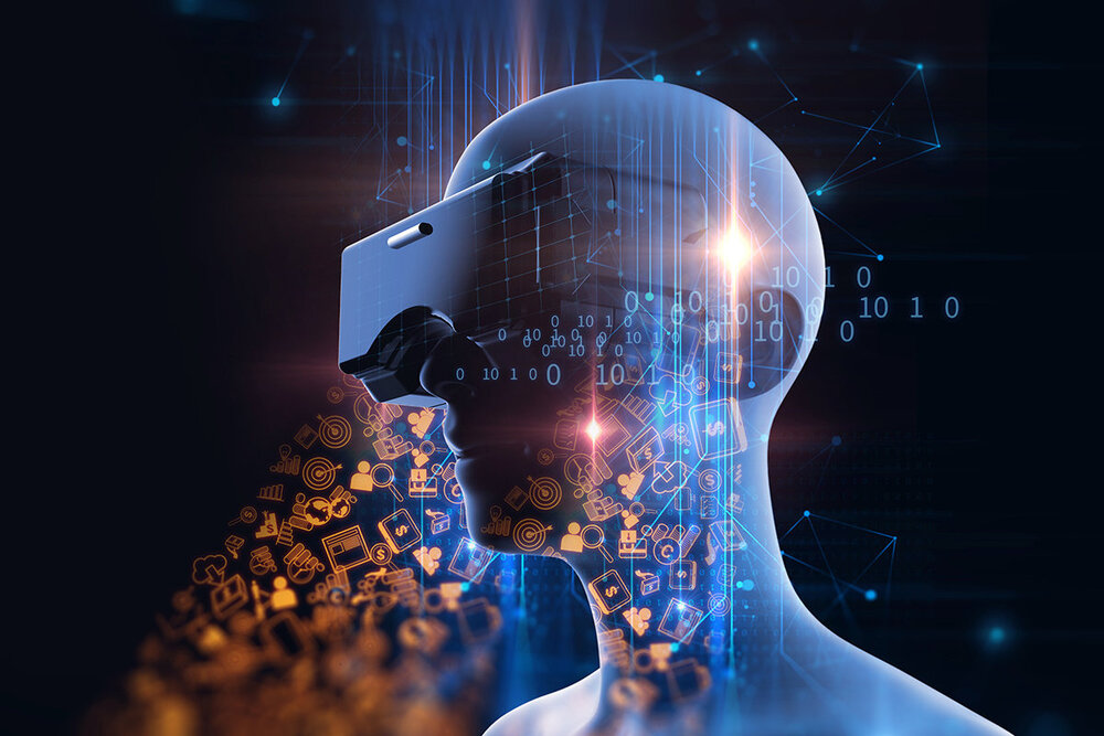 Virtual reality system for cognitive neuroscience designed