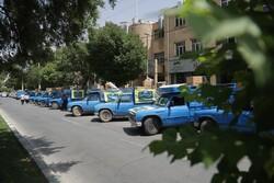 اهدای ۱۰۰یخچال و فرش به مددجویان سیلزده کمیته امداد خرمشهر