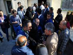 توهین به عکاسان در کنگره مشاهیر/پای اطلاع رسانی کردستان می لنگد