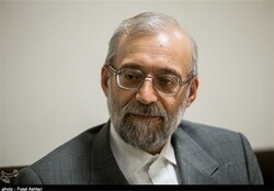 Iran's Human Rights Council chief Mohammad Javad Larijani