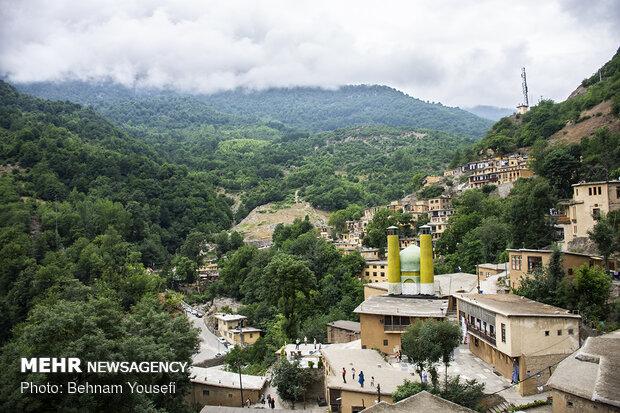 رحلة الى احدى اجمل المناطق السياحية شمالي ايران