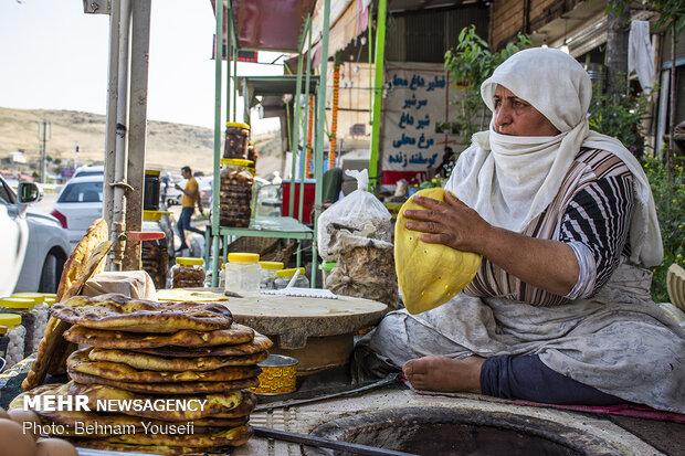 حیران ، بهشت تابستانی ایران