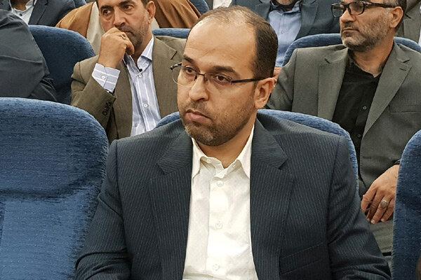 رئیس حفاظت و اطلاعات دادگستری قزوین معرفی شد