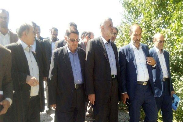وزیر جهاد کشاورزی وارد استان همدان شد