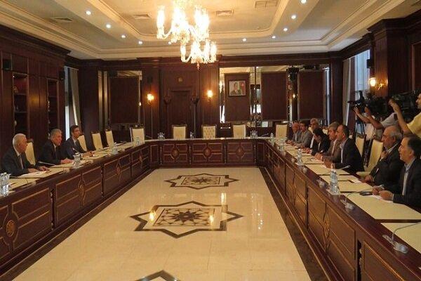 İran meclis heyeti Azerbaycan'da