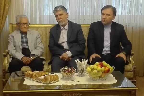 خانه تاریخی فرخ در مشهد به خانه ادبیات تبدیل می شود