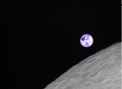 خورشیدگرفتگی را از چشم انداز ماه ببینید
