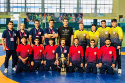 Iran wins title of 2019 Cadet Asian GR Wrestling C'ship