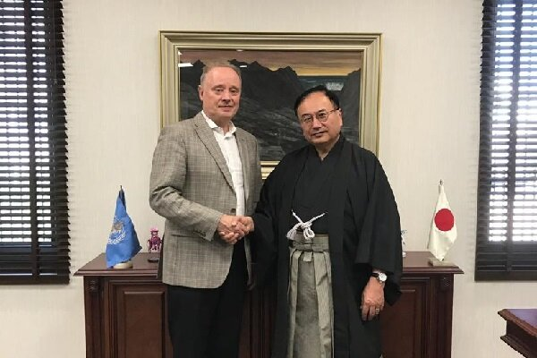 Japan Supports WHO aid to 160K people affected by 2019 floods in Iran