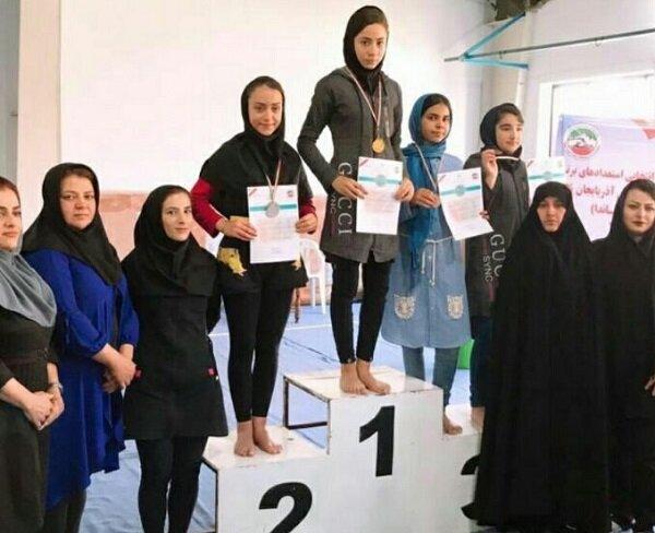 تیم های برتر مسابقات ووشو زنان آذربایجان شرقی معرفی شدند