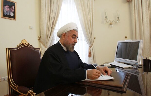 Pres. Rouhani congratulates Uzbek counterpart on Independence Day