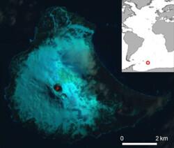دریاچه ای از مواد مذاب در قطب جنوب کشف شد