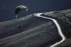 Paragliding in Hamadan