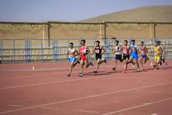 رقابت های دوومیدانی کشور در چهارمحال و بختیاری برگزار شد