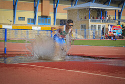 """مسابقات ألعاب القوى في مدينة"""" شهر كرد"""" /صور"""