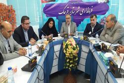 بهره مندی روستاهای قرچک ازاعتبارات آلایندگی جنوب شرق استان تهران