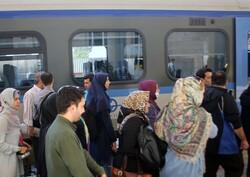 قطار گردشگری یک روزه تبریز به مراغه ویژه خبرنگاران اعزام شد